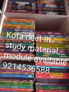 Top Kota néet IIT old books Allen resonance vibrant bansel motion stud