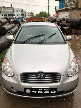 Hyundai Verna CRDI VGT 1.5, 2008, Diesel