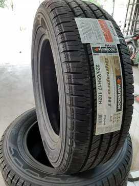 Ban HANKOOK 225/65 R17 Dynapro (New CRV / Mazda 5 / X-trail)