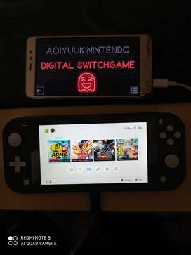 GAME DIGITAL NINTENDO SWITCH TERMURAH