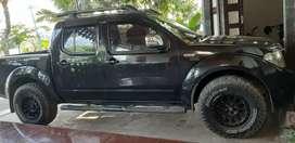 Nissan Navara AT plat AB