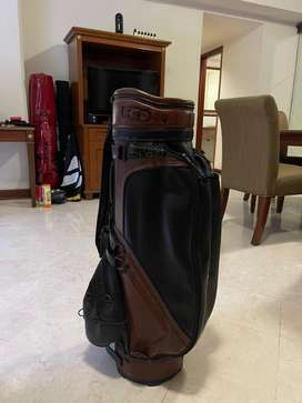 Bag Golf Ping Leather