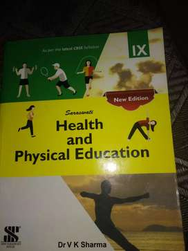 9th health and physical education book