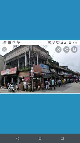 South facing showroom at Main Saharanpur chowk for Sale