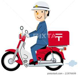 Delivery BOY Job