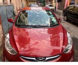 Hyundai Elantra 2013 Petrol Well Maintained