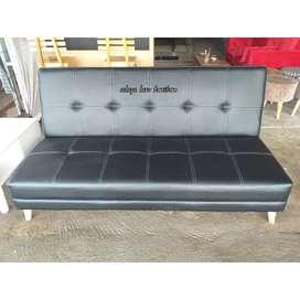 Sofa reklening Harga Terjangkau bahan oscar