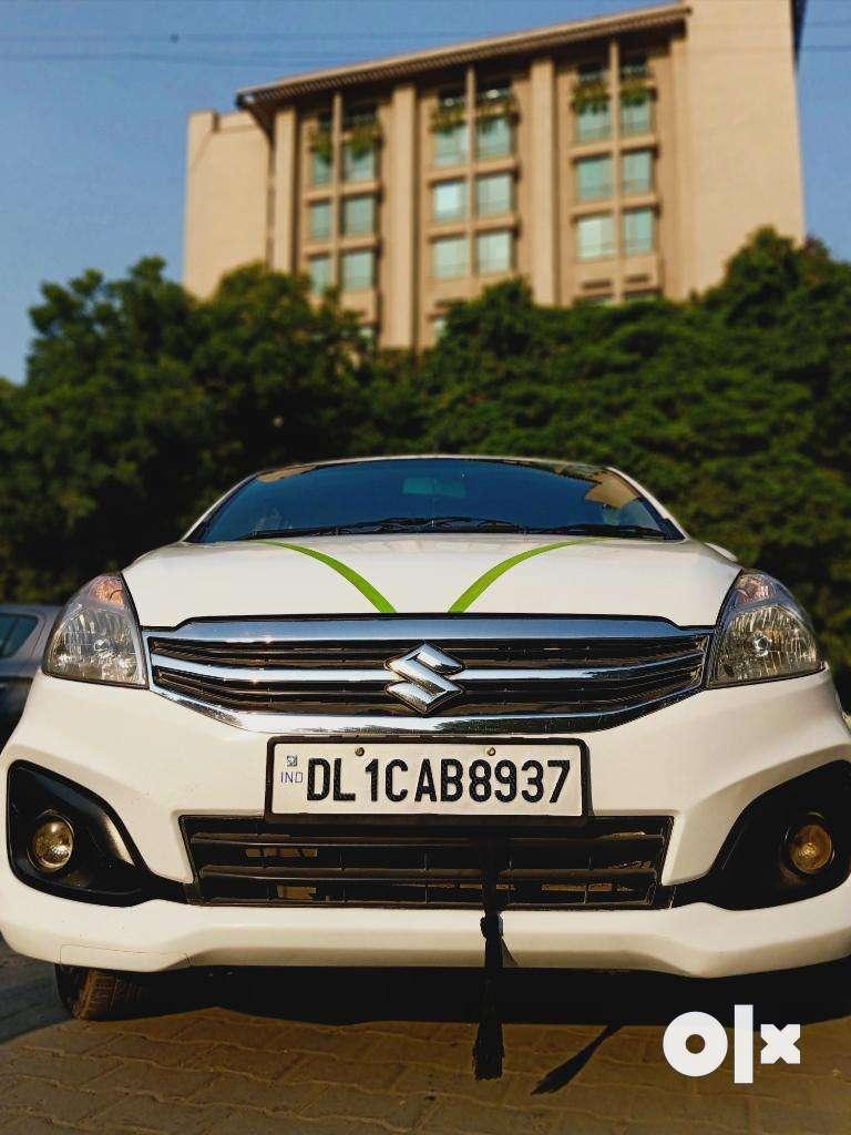Maruti Suzuki Ertiga Vxi CNG, 2016, CNG & Hybrids 0