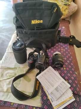 Nikon 5600d 5months old
