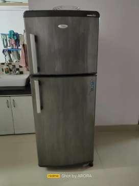 Whirlpool mastermind fridge 240 L
