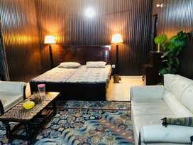 Furnished room aval for rent