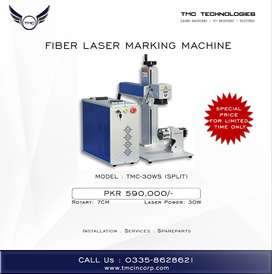 Fiber Laser Marking Machine, Rawalpindi.