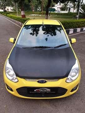 Ford Figo Duratorq Diesel ZXI 1.4, 2013, Diesel