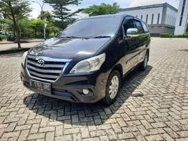 Toyota kijang innova G, AT, Face lift,  2013 Akhir