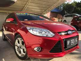 Ford Focus 2013 A/T
