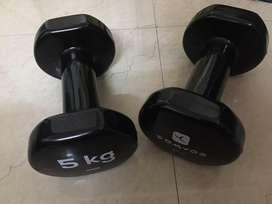 5 kg dumble