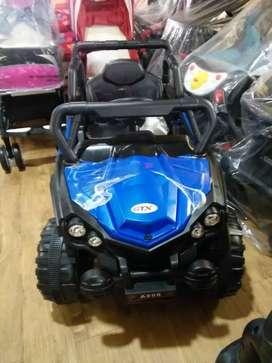 mobil aki jeep anak