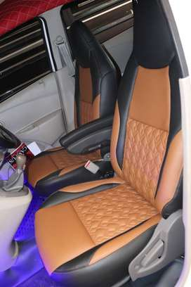 Custom Made/ Leather car seat cover - Otosafe