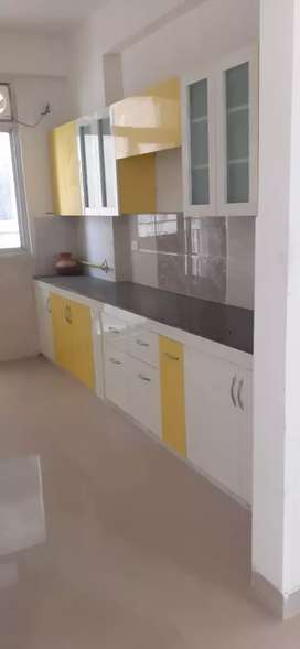 1BHK Semi-finished flat for rent