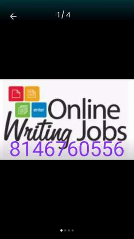 Real online part time work at your home