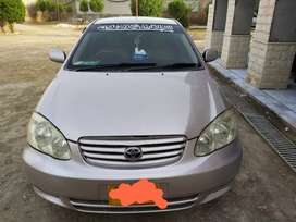 S.E saloon fresh home used car in nice good looking condition