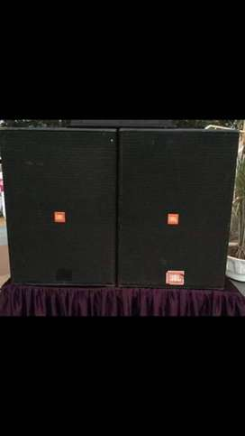 RCF Subs. in good New Neat condition. Never