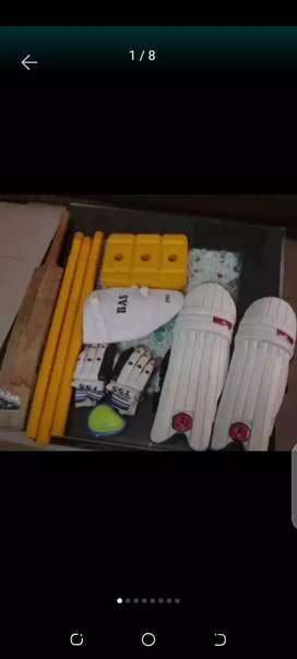 Full cricket kit on sale