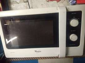 Whirlpool microwave available for sale