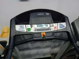 Weslo Treadmill Machine 110 kg supported