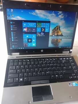 Laptop HP Elitebook 8440P Core-i 5 RAM 4gb HDD320