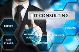 IT CONSULTING SERVICES  ENGLISH IS MANDATORY