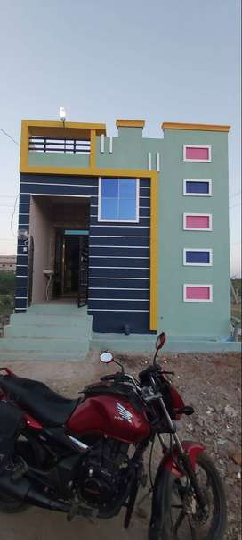 Brand New House - ready to move - A1 Nagar - 2BHK- 32,00,000