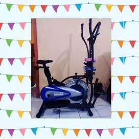 Sepeda Statis Orbitrack Bike 5 in 1 // Ciecie Circle 08S37