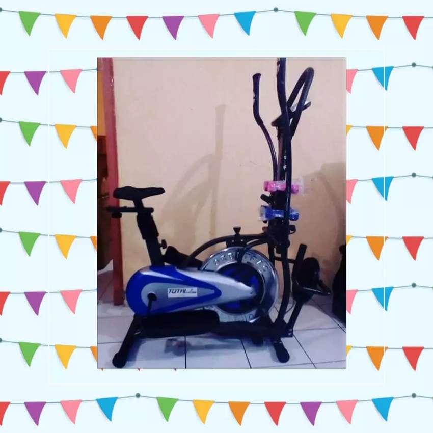 Sepeda Statis Orbitrack Bike 5 in 1 // Ciecie Circle 08S37 0