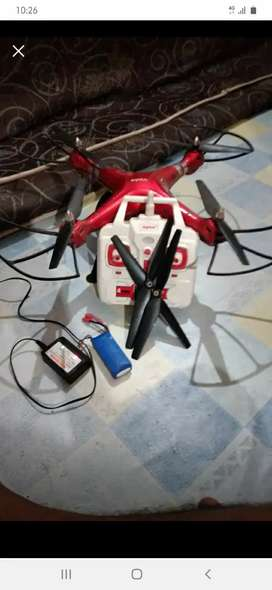 Drone mrek zyma
