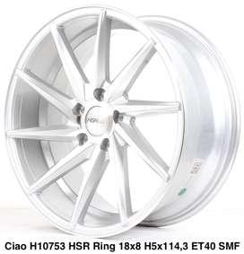 CIAO 10753 HSR R18X8 H5X114,3 ET40 SMF