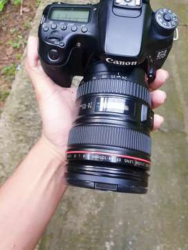 Canon 70D 24-105Mm
