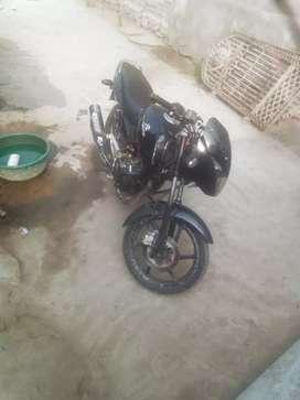 एक हाथ बाइक