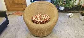 Cane sofa for sale