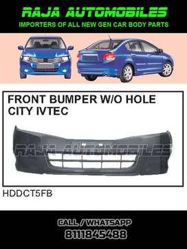 Honda City 2009 ivtec Front Bumper