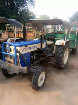 Swaraj 735  tractor  well maintained