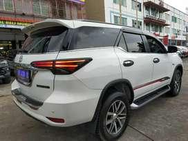 Toyota Fortuner SRZ TRD Sportivo 2019 PEMAKAIAN PRIBADI DP 24JUTA