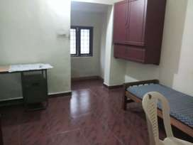 1 Bachelor one room attached bathroom only at kakkanad
