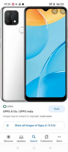 Oppo a15s 4.64gb