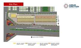 360 sq.ft. Built Up Double Story Showroom in Jubilee Junction, Mohali