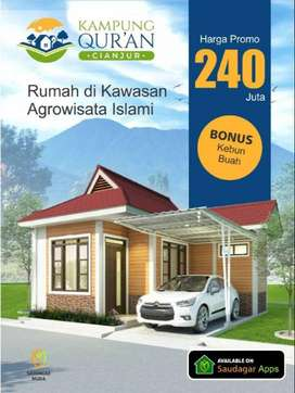 Kampung Quran Cianjur cocok untuk investasi pensiunan PNS