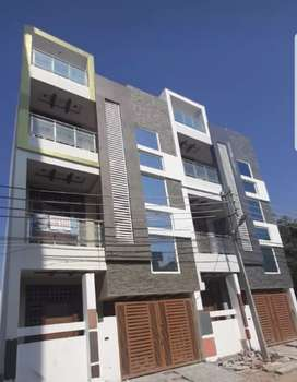 Ind house g+1 and pent house 133 sqyards