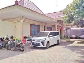 Rumah 16KT Perumahan Prawirotaman Ada Kolam Renang Dekat Kraton
