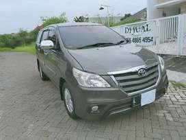 Toyota Kijang Innova Diesel Matic 2014 KM 108Rb