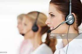 Makes and females staff required In Call Center